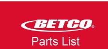Betco EGenie 14 B Battery Automatic Scrubber E83039-00