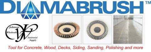 Diamabrush Catalog Logo