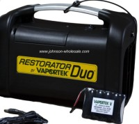 Vaportek 90-5400 Restorator DUO Electric and Battery Powered Machine Only