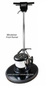 minuteman floor buffer: johnson wholesale