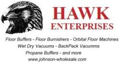 Hawk Floor Machine Buffer