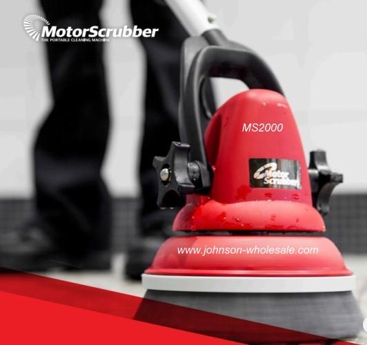 Battery Motor Scrubber MS2000L