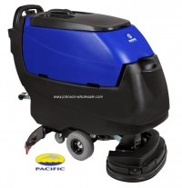 Pacific Floor Care S-24 24 inch Disk Automatic Floor Scrubber CALL FOR PRICE