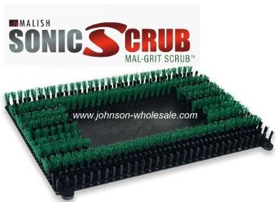 Malish 703020 Sonic Scrub Brush Mal-Grit 14x20 for Oscillating Machines