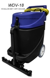 Pacific Floor 695401 Wet Dry Vacuum WVD 18 gal call for price