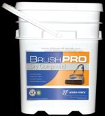 Brush Pro Carpet Dry Compound CC604B by Hydro force 2/20lb Pails