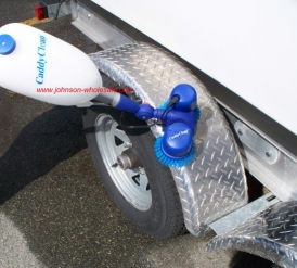 Caddy Clean Cc1000 Kit1 St100220 12v Twin Brush Scrubber W