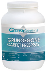Groom Solutions CC502A Grungegone Carpet Prespray 4/1g cs