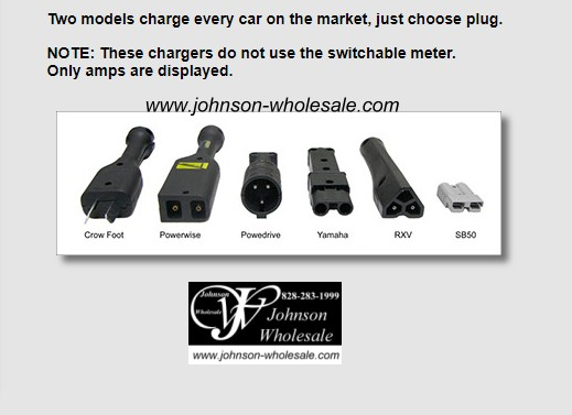 Battery Charger For Golf Carts 36 And 48 Volt Click To