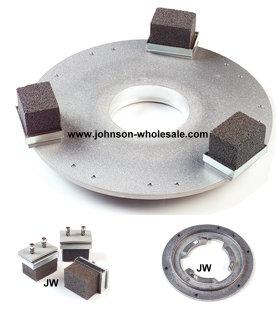 Carlisle Flopac 361500GA Grind Away 15 inch Concrete Smoothing Finishing  w/clutch