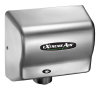 ExtremeAir GXT9-C Hand Dryer Steel Satin Chrome by American Dryer
