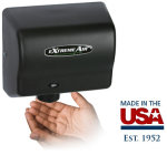 ExtremeAir EXT7-SS The Greenest Hand Dryer Stainless Steel by American Dryer