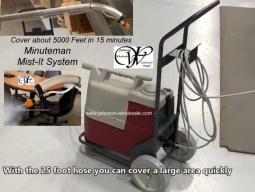 Minuteman C46200-00DS Sprayer Mist It System