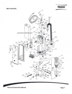 Minuteman Vacuum Parts Johnson Wholesale