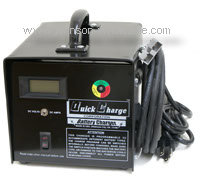 Battery Charger Auto Scrubber 24v/10a DC 117 Vac 60hz
