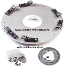 Carlisle Flopac 361700CC Scrape Away 17 inch Concrete Preparation Tool w/clutch