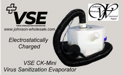 VSE CK-Mini Electrostatic Sprayer